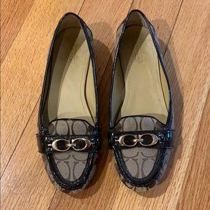 Women's coach shoes.
